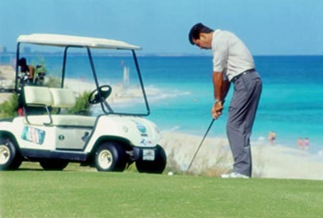 Torneo de Golf Melia en Cuba Octubre 2016
