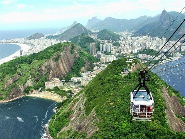 Rio de Janeiro en Enero
