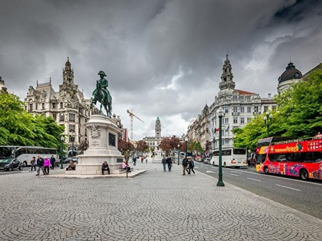 Capitales Ibericas con Oporto - Opera todo el año!