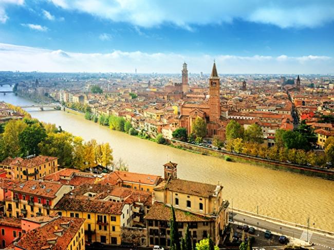 Recorré Italia durante todo el año! *Salida compartida garantizada*
