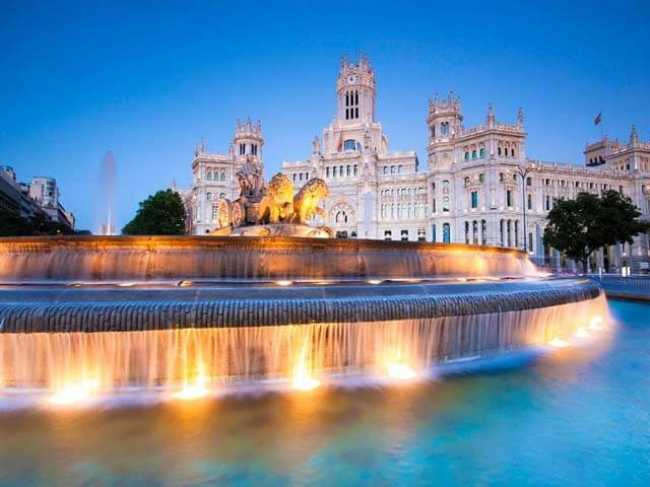 Barcelona, Madrid y Paris turista - Doble a compartir garantizada!!